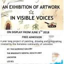 """IN-VISIBLE VOICES"" Exhibition"